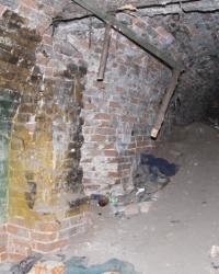 Подземный ход под площадью Ленина в г.Чугуев