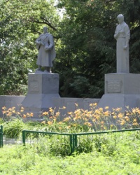 Братская могила в с.Артемовка (Печенежский р-н)