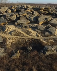 Национальный историко-археологический заповедник «Каменная могила»