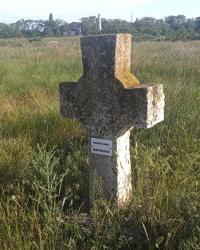 Захоронення кошових отаманів в с. Мала Лепетиха
