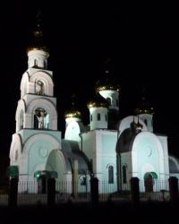 Свято-Серафимовский храм г.Славянск