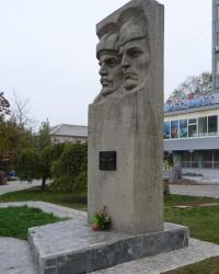 """Памятник рабочим завода """"Бытмаш"""" г.Мелитополь"""