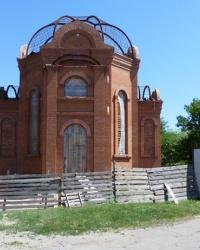 Храм-часовня иконы Божией Матери «Скоропослушница» г.Терновка