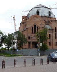 Храм в Честь Покрова Божьей Матери в г.Мариуполь