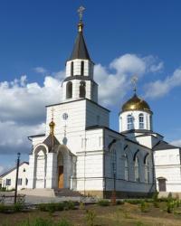 Храм Свято-Рождества Богородицы с.Бугас