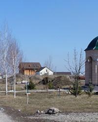 Храмовый комплекс в честь иконы Божьей Матери «Призри на смирение» в пгт. Юбилейное