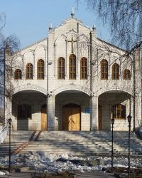 """Церковь """"Свет Евангелия"""" в г. Днепропетровск"""
