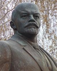 Памятник В.И.Ленину в г.Орехов