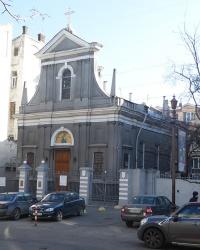 Римско-католическая церковь св. Петра Апостола в г. Одесса