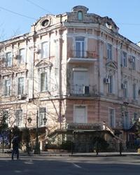 Дом А. Санца , ул. Гаванная, 2 в г. Одесса