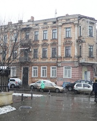 Дом К. Эрисмана (ул. Новосельского, 66) в г. Одесса