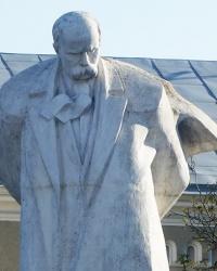 Пам'ятник Тарасу Шевченку у Снятині