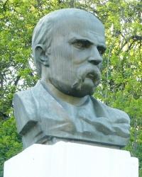 Пам'ятник Тарасу Шевченку у с. Княже