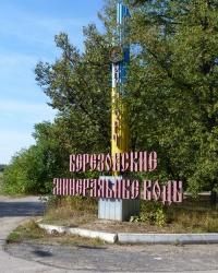 Санаторий «Березовские минеральные воды» с.Березовское