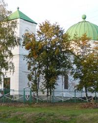 Свято-Николаевский храм в с. Высокополье