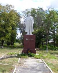 Памятник В. И. Ленину в Великоалександровке