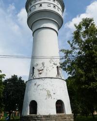 Водонапорная башня в г. Глухов