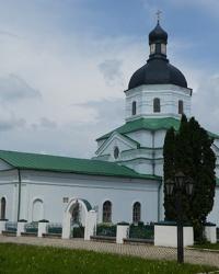 Спасо-Преображенская церковь в г. Глухов