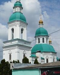 Николаевская церковь в г. Глухов
