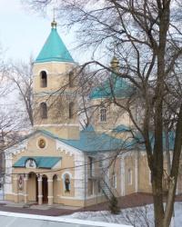 Свято - Тихвинский женский монастырь