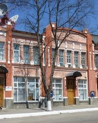 Здание телеграфа (ХІХв.) в г.Красноград