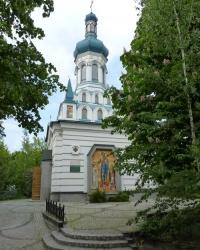 Храм во славу Пресвятой Троицы в с.Субботцы