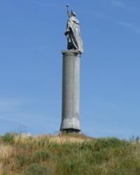 Памятник Богдану Хмельницкому в Тягинке