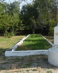 Братская могила граждан г. Каменка-Днепровская погибших 1941-1943 гг