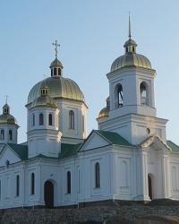 Свято-Николаевский храм в пгт. Великая Лепетиха