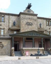 Здание ресторана «Колизей» (Корсаковская баня) в г.Харьков