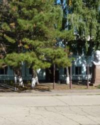 Памятник Ленину в г.Апостолово