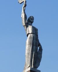 Памятник Славы в Днепропетровске (монумент Вечной Славы)