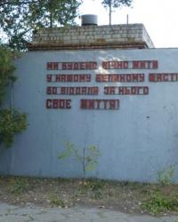 Братская могила и памятник воинам в пос.Чапли