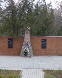 Братская могила в с.Старые Кодаки