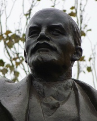 Памятник В.И.Ленину в г.Мелитополь