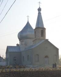 Свято-Николаевский храм в пгт.Казанка