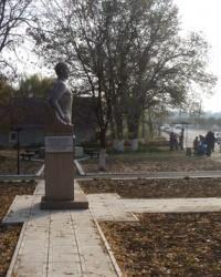 Памятник Бойченко Семену Петровичу в Баштанке