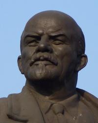 Памятник В.И.Ленину в г.Николаев