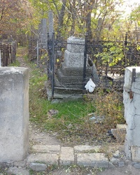 Еврейское и караимское кладбище в г. Николаев