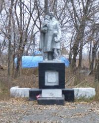 Братская могила в Николай-Поле (Запорожский р-н)