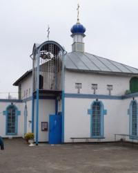 Свято-Троицкий храм в пгт.Аулы