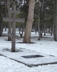 Памятник жертвам Голодомора в Днепропетровске (парк им.Писаржевского)
