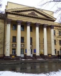 ДГАУ, ул.Ворошилова, 25 (Екатеринославское женское епархиальное училище). Музей истории ДГАУ, г. Днепропетровск