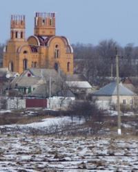 Храм в честь Иверской иконы Божией Матери пос. Илларионова
