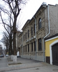 Дом духовной консистории, ул. Ворошилова, 12 (Потёмкинская), г.Днепропетровск.