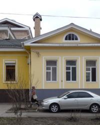 Дом Леонова Н.Г., ул. Ворошилова, 10 (Потёмкинская), г. Днепропетровск.