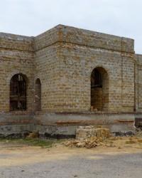Храм Святого Георгия Победоносца г.Цюрупинск