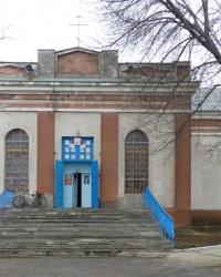 Церковь св.Николая Чудотворца в г.Снигиревка