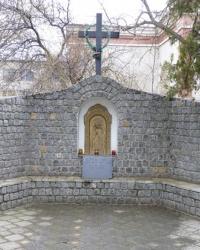 Пам'ятний знак Голодомору (1932-33 років) у м.Снігурівка