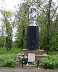 Братская могила с.Шевченковка (Магдалиновский р-н)